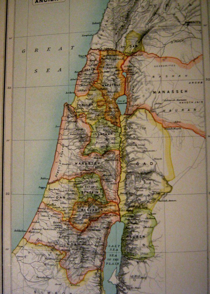 Palestina en tiempos de jesus